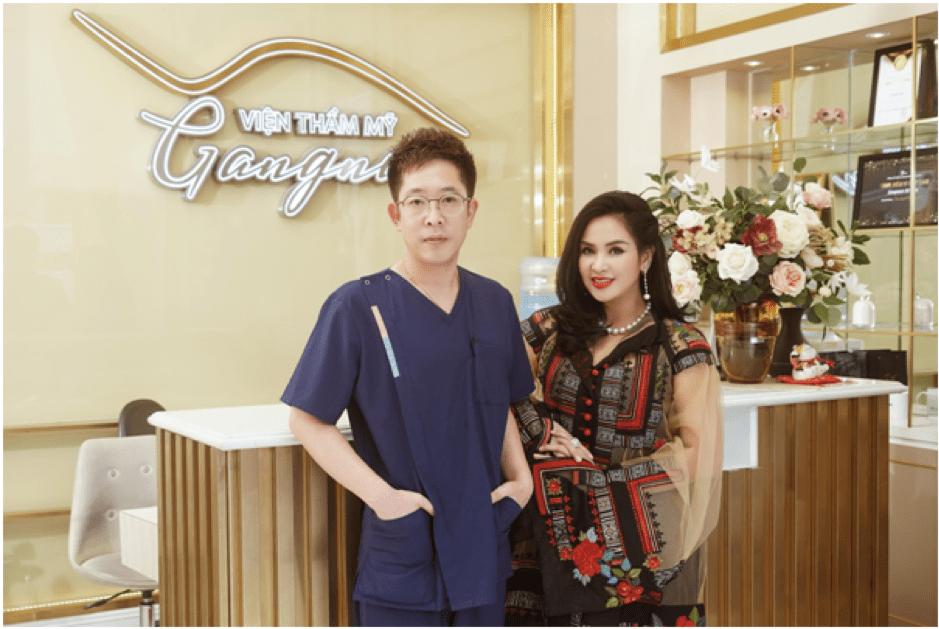 Mega Gangnam Hà Nội cũng là trung tâm làm đẹp được rất nhiều khách hàng lựa chọn
