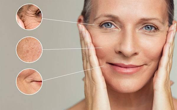 Nếp nhăn hình thành trên bề mặt da với nhiều biểu hiện khác nhau