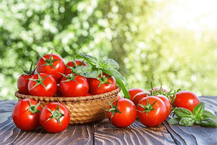 Sự thật khi giảm cân bằng cà chua